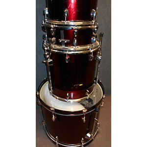 Pre-owned Sound Percussion Labs 5 Piece Drum Set Drum Kit