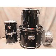 Groove Percussion 5 Piece Drum Set Drum Kit