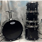 Sound Percussion Labs 5 Piece Drum Set With Throne Drum Kit
