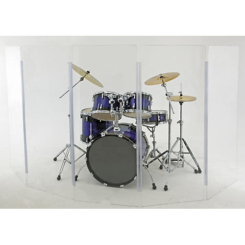 Cal-Mil 5-Piece Drum Shield
