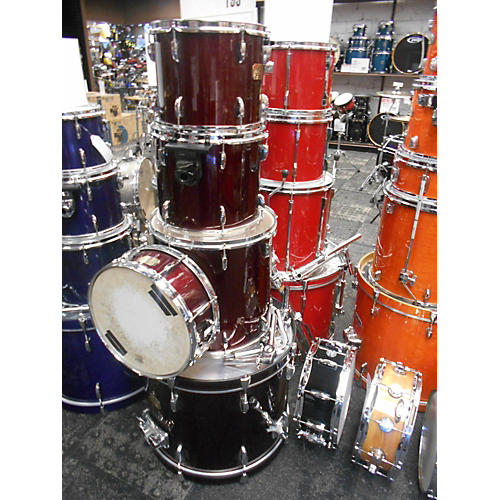 Pearl 5 Piece Export Series Drum Kit-thumbnail