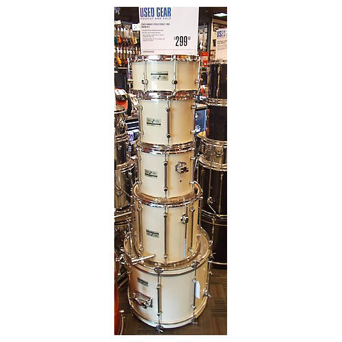 In Store Used 5 Piece FORCE 1000 Drum Kit-thumbnail