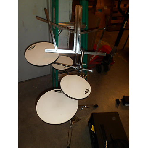 DW 5 Piece Go Anywhere Practice Kit Drum