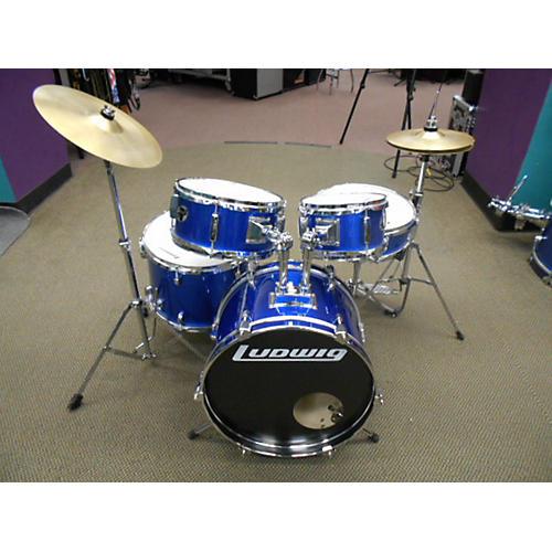 Ludwig 5 Piece Jr Drum Kit