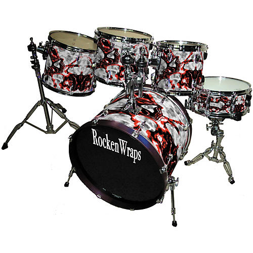 RockenWraps 5-Piece Kit Transformation