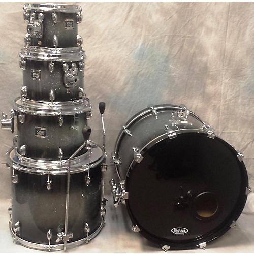 Yamaha 5 Piece Oak Custom Drum Kit