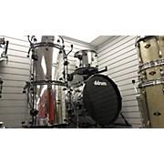 Ddrum 5 Piece Reflex Powerhouse Drum Kit