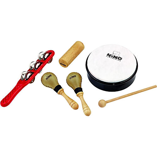 Nino 5-Piece Rhythm Set with Bag-thumbnail