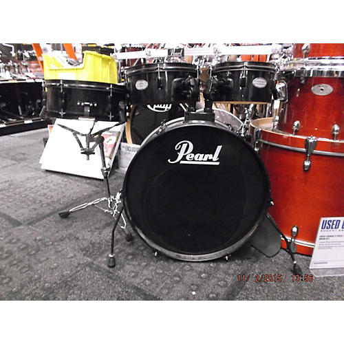 Pearl 5 Piece Rhythm Traveler Compact Drum Kit