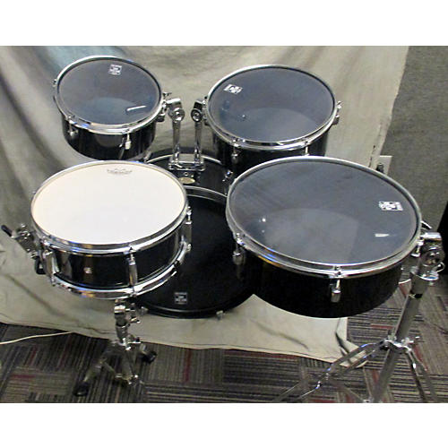 used pearl 5 piece rhythm traveler compact drum kit guitar center. Black Bedroom Furniture Sets. Home Design Ideas