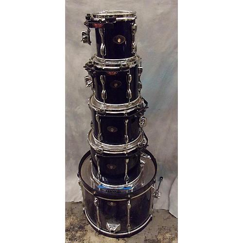 Tama 5 Piece Rockstar Midnight Blue Drum Kit