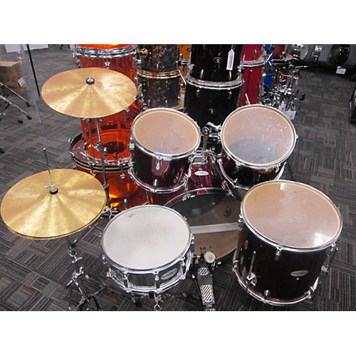 Rockwood Drum Set : used hohner 5 piece rockwood drum kit guitar center ~ Hamham.info Haus und Dekorationen