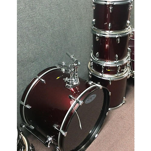 In Store Used 5 Piece SP2BK Drum Kit
