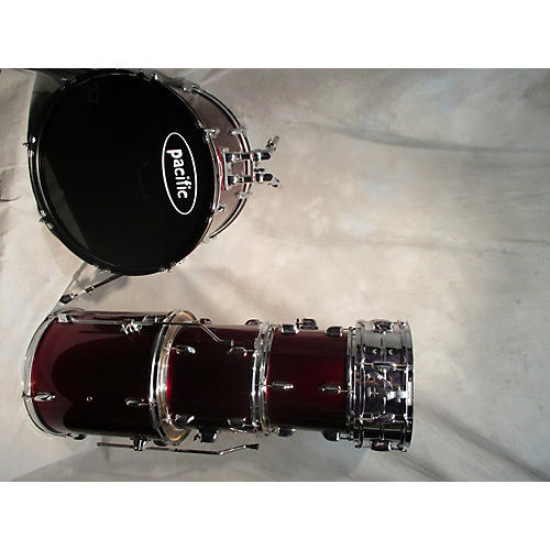 PDP by DW 5 Piece Set Drum Kit-thumbnail