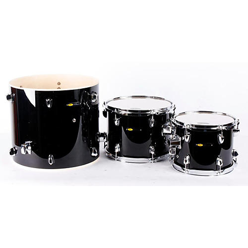 Sound Percussion Labs 5-Piece Shell Pack Black 888365071626