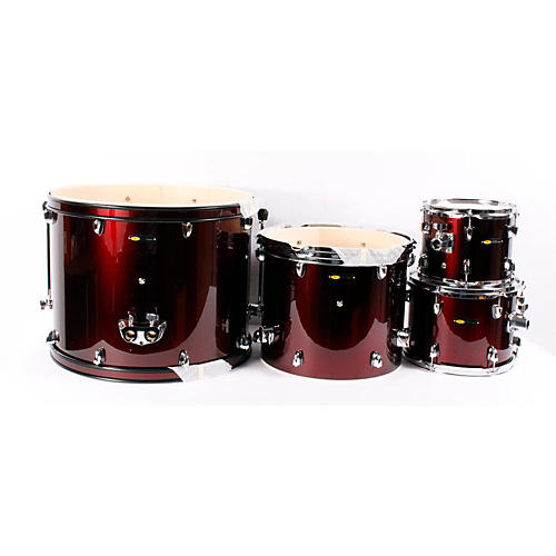 Sound Percussion Labs 5-Piece Shell Pack Wine Red 888365061672