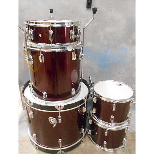 In Store Used 5 Piece Standard Drum Kit-thumbnail