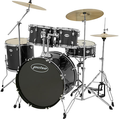 Pulse 5-Piece Standard Drum Set