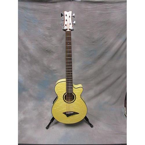 Dean 5 Plus Acoustic Bass Guitar