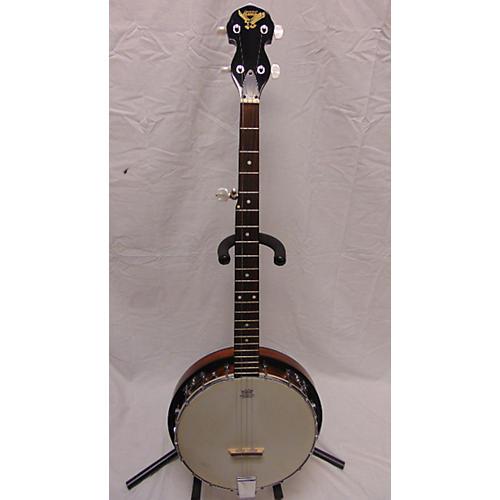 used s101 guitars 5 string banjo banjo guitar center. Black Bedroom Furniture Sets. Home Design Ideas
