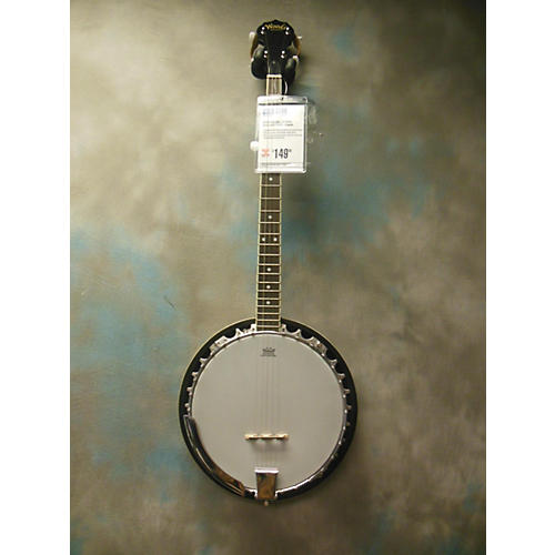Woods 5 String Banjo Banjo-thumbnail