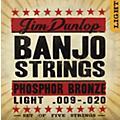 Dunlop 5-String Banjo Light Phosphor Bronze Strings  Thumbnail