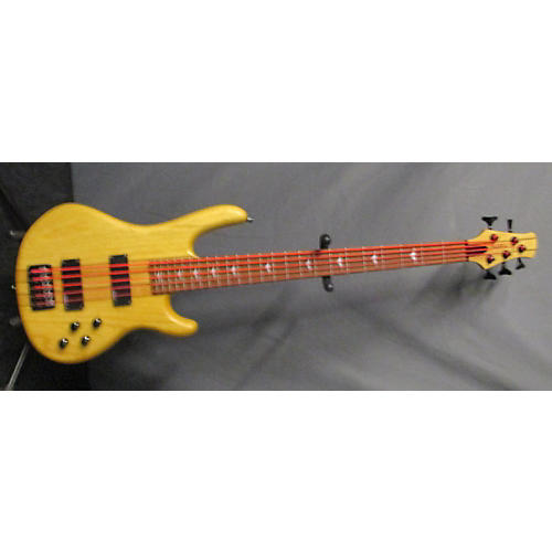 used tradition 5 string bass electric bass guitar natural guitar center. Black Bedroom Furniture Sets. Home Design Ideas