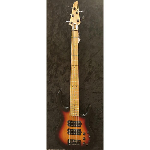 Carvin 5 String Electric Bass Guitar