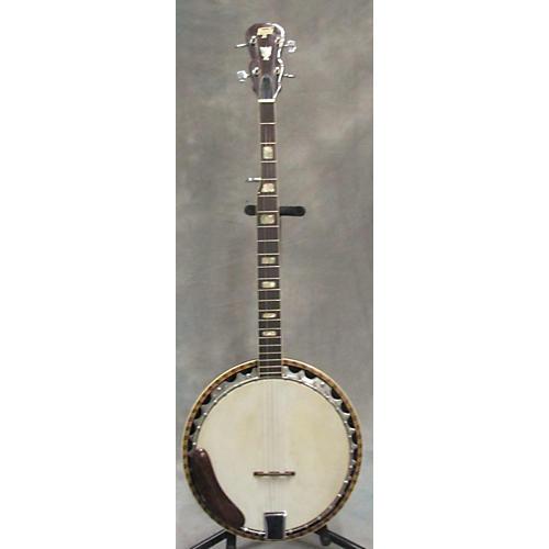 Hondo 5 String Resonator Banjo Banjo