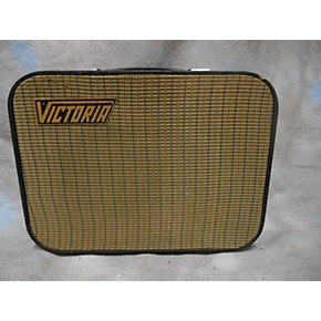 used victoria 5 watt suitcase amp tube guitar combo amp guitar center. Black Bedroom Furniture Sets. Home Design Ideas