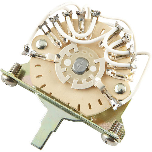 ToneShaper 5-Way Pickup Selector Switch for Telecaster with Bridge Humbucker-thumbnail