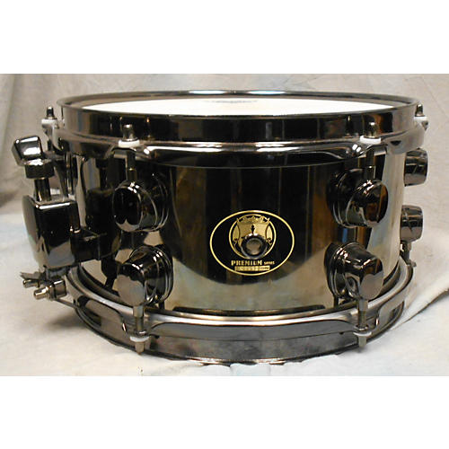 Mapex 5.5X12 Black Panther Premium Steel Piccolo Drum