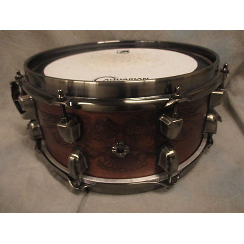 Mapex 5.5X12 Black Panther Warbird Snare Drum