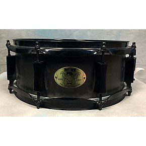 used pork pie 5 5x12 little squealer snare drum guitar center. Black Bedroom Furniture Sets. Home Design Ideas