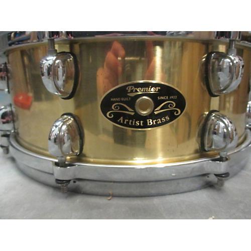 Premier 5.5X13 Artist Brass Drum-thumbnail