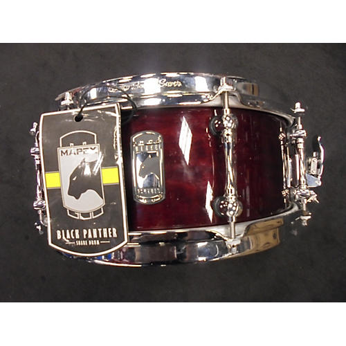 Mapex 5.5X13 Black Panther Cherry Bomb Drum