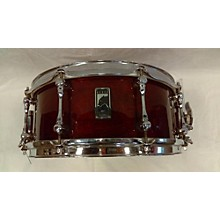 Mapex 5.5X13 Black Panther Snare Drum