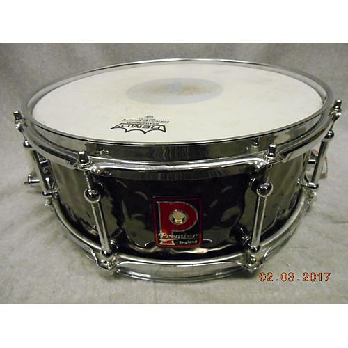 Premier 5.5X13 MODERN CLASSICS HAND HAMMERED BRASS Drum