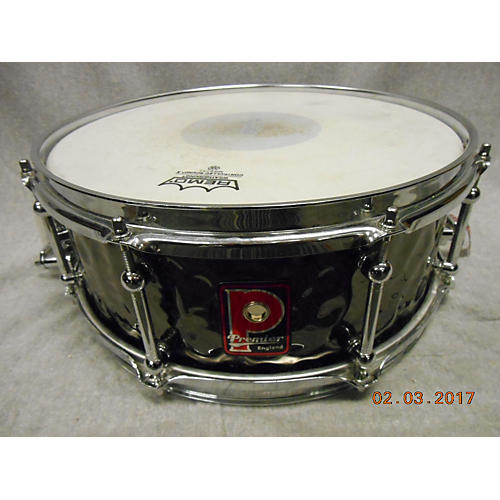 Premier 5.5X13 MODERN CLASSICS HAND HAMMERED BRASS Drum-thumbnail