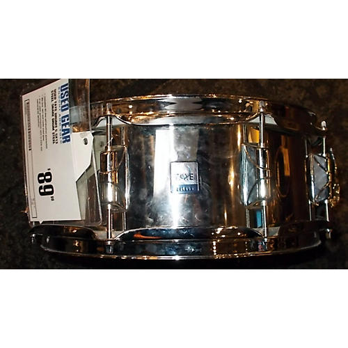 Taye Drums 5.5X13 STEEL SNARE Drum