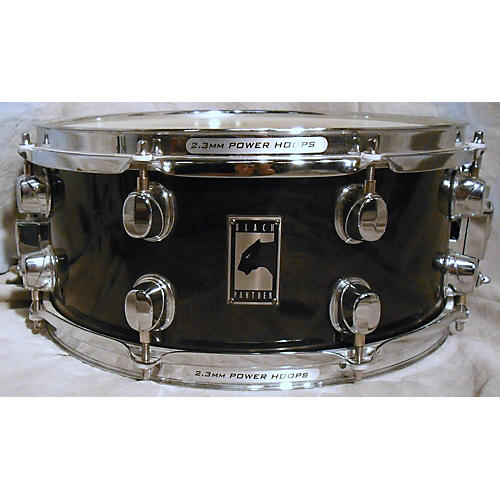 Black Panther 5.5X13 Snare Drum Trans Black 9