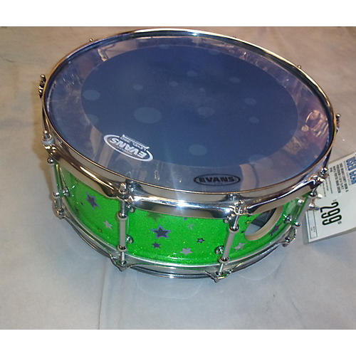 Orange County Drum & Percussion 5.5X14 15-PLY MAPLE VENTED SNARE Drum-thumbnail