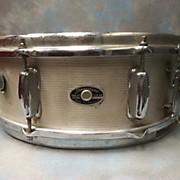 Slingerland 5.5X14 1970's Slingerland Student Aluminum Snare Drum