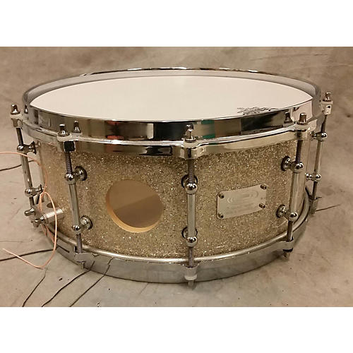 Orange County Drum & Percussion 5.5X14 5-Ply OCDP Vented Maple Drum-thumbnail