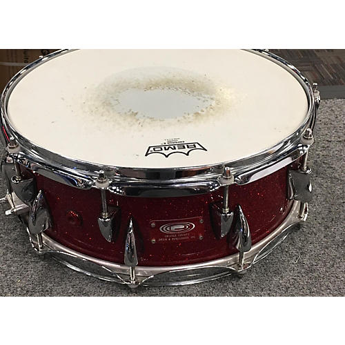 Orange County Drum & Percussion 5.5X14 Adrian Young Signature Snare Drum