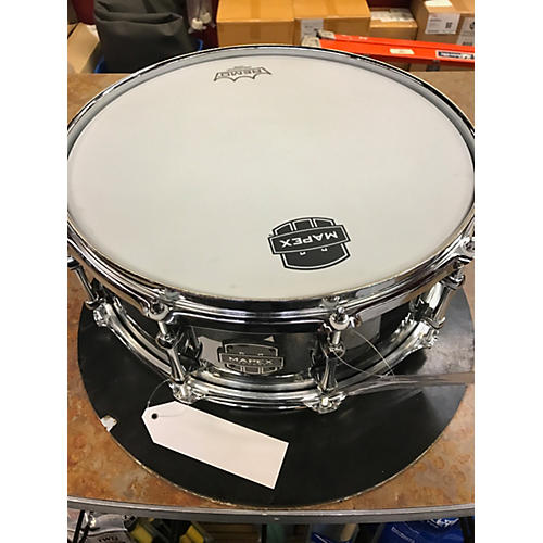 Mapex 5.5X14 Armory Series Tomahawk Snare Drum Chrome 10