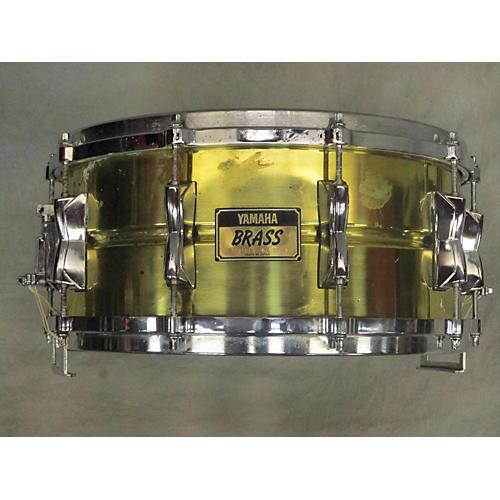 Yamaha 5.5X14 BRASS Drum