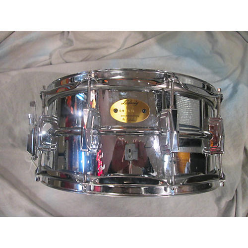 Ludwig 5.5X14 BRASS EDITION SNARE Drum-thumbnail