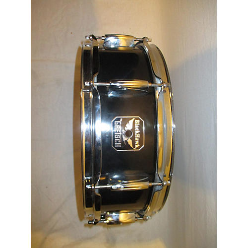 Gretsch Drums 5.5X14 Black Hawk Drum