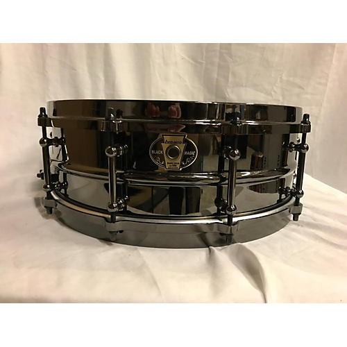 Ludwig 5.5X14 Black Magic Snare Drum-thumbnail
